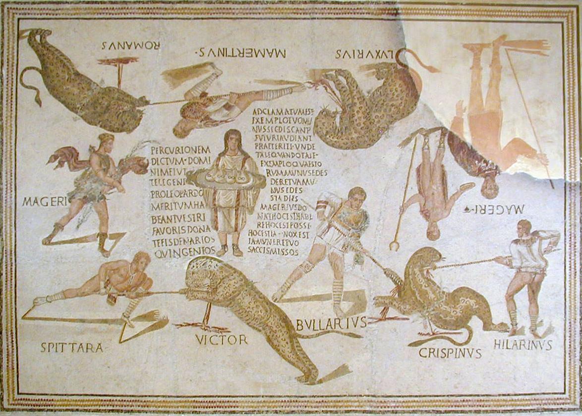 Magerius mosaic
