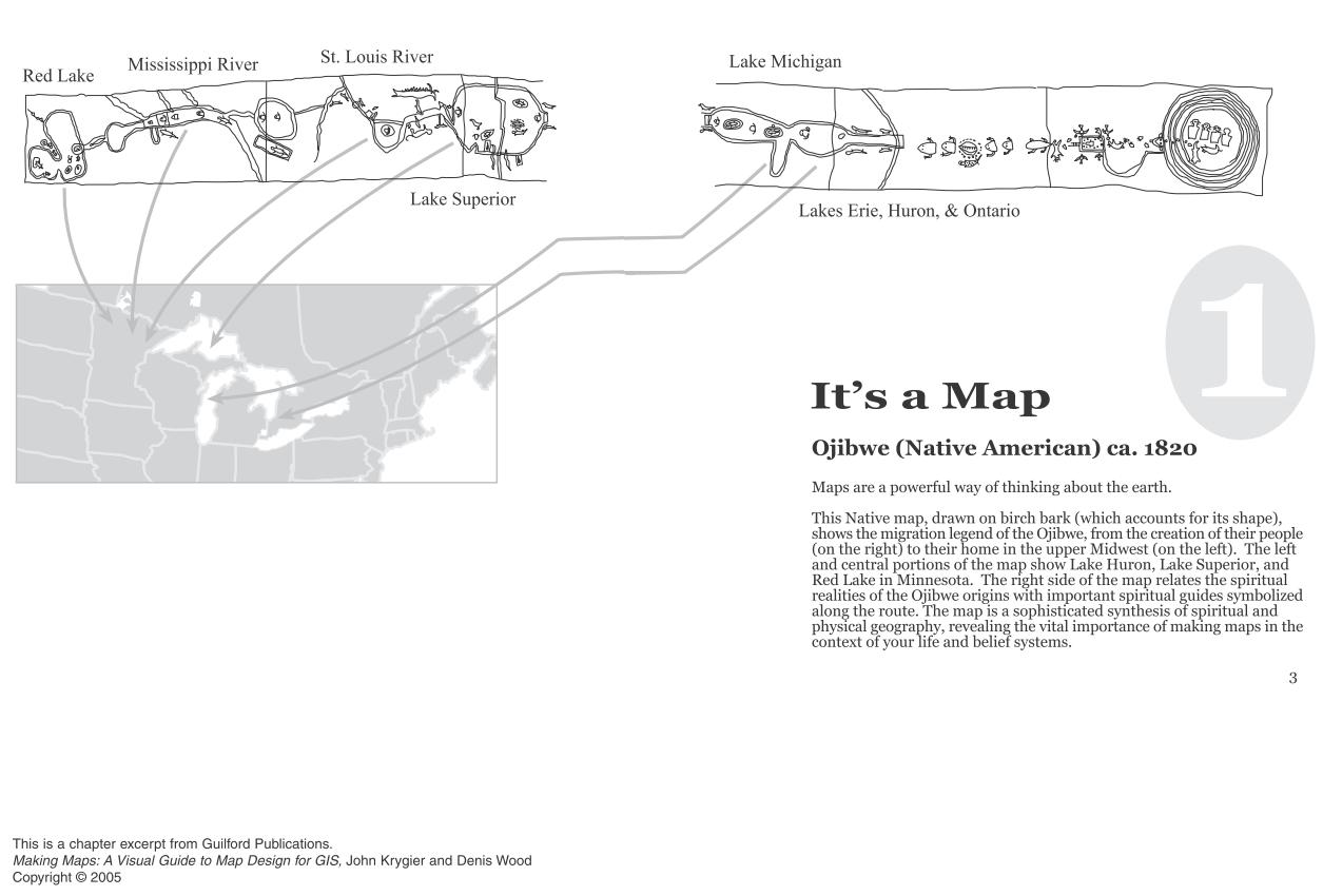 It's a Map