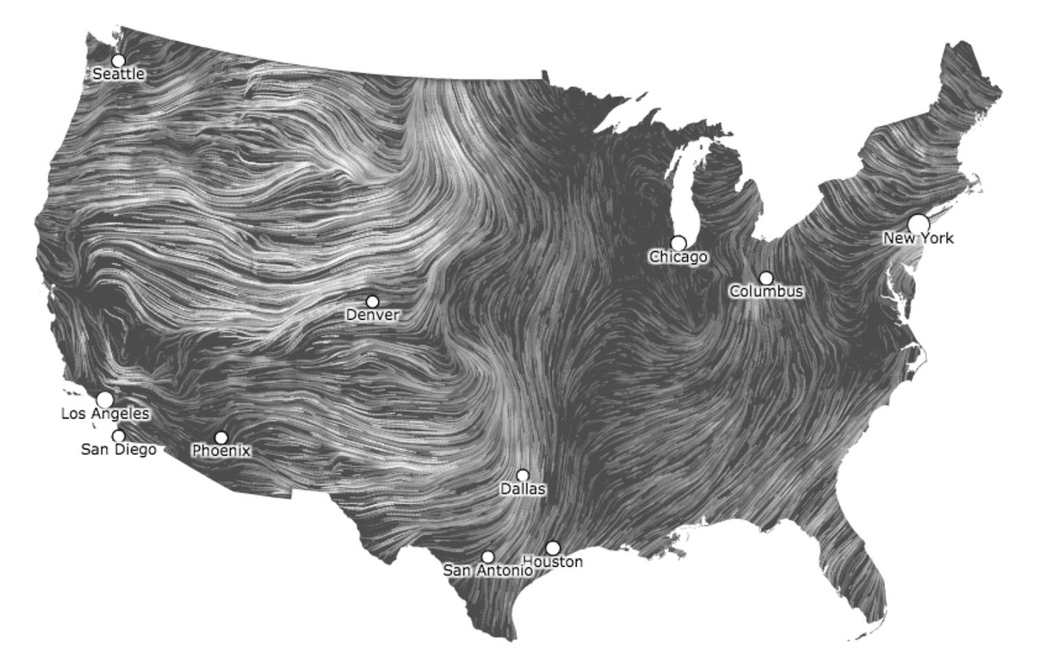 wind maps